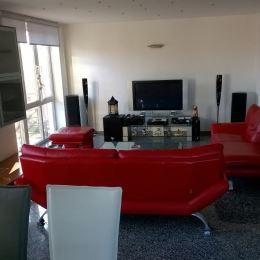 REALFINANC - Super ponuka !!! Luxusný priestranný tehlový 3 izbový byt s balkónom 126m2...