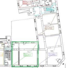 CENTURY 21 Realitné Centrum Vám ponúka na predaj jednopodlažný tehlový nebytový priestor o výmere 103,2 m2 na prízemí bytového domu. Nebytový ...
