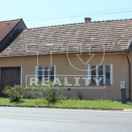 Na predaj pôvodný vidiecky dom v Šelpiciach, v okrese Trnava, vhodný na kompletnú rekonštrukciu podľa vlastných predstáv. Táto nehnuteľnosť s výmerou ...