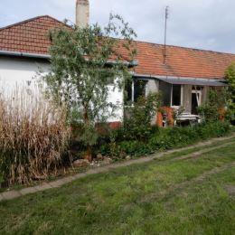 Na predaj rodinný dom, 196 m2 a celková výmera pozemku je 1038 m2, Nemčiňany, Zlaté Moravce. Pozemok má ideálne rozmery, viete si ho upraviť podľa ...
