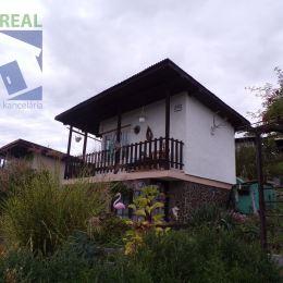 Realitný maklér Fazika Miroslav a BV REAL realitná kancelária ponúka na predaj murovaná chata so záhradou v Prievidzi.Nachádza sa v záhradkárskej ...
