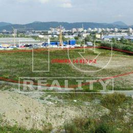 Na predaj rovinatý pozemok o výmere 14819 m2 v lokalite Žilina-Bánová, okres Žilina. Priamo k pozemku vedie asfaltová cesta s vynikajúcim prístupom ...
