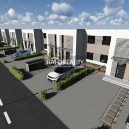 Ponúkame na predaj 4 izbový, 2 podlažný rodinný dom v radovej výstavbe, s obytnou plochou 134m², na pozemku o rozlohe 262m², v zastavanej mestkej ...