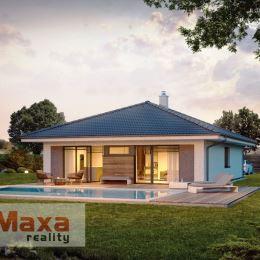 Bývanie o akom ste snívali!!! Vymeňte svoj byt za rodinný dom.IBA U NÁS nájdete ponuku štvorizbových rodinných domov, typ bungalov, v obci Dojč v ...