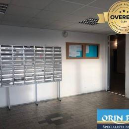 Realitná kancelária Orin real Vám ponúka na prenájom 1izbový kompletne zariadený byt v Bratislave III - Nové Mesto - Račianska ulica. Byt má rozlohu ...