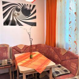 Slnečný a tichý 3-izbový byt na Jantárovej ulici v Košiciach
