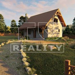 Na predaj celoročne obývateľnú novostavbu štýlovej montovanej rekreačnej chaty pre náročných klientov, ktorý hľadajú pokoj v krásnom horskom ...