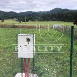 Na predaj pozemok v Martine, časť Bystrička o výmere 1100m2. Nachádza sa v krásnom prostredí. Vedie k nemu spevnená prístupová cesta. IS- elektrika, ...