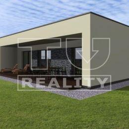 TUreality Vám exkluzívne ponúka novostavbu bungalovu 9km od mesta Martin. Bývajte v energeticky veľmi úspornom rodinnom dome, postavenom z ...
