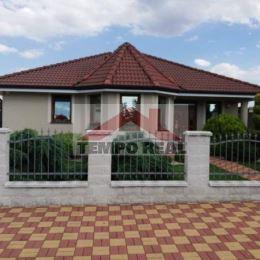 Ponúkame na predaj 12 ročný veľký 3-izbový rodinný dom dom, bezbariérový, samostatne stojaci, typu bungalov nachádzajúci sa v obci Malženice 12 km od ...