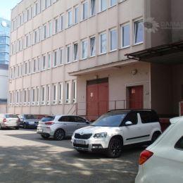 Prenajmeme kancelárie v administratívnej budove v lokalite BA - Nové Mesto na Pluhovej ul.K dispozícii sú:Prízemie a) klimatizované - dvojkancelária ...