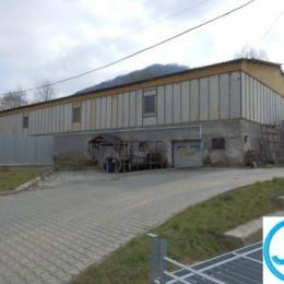 Ponúkame na prenájom výrobnú resp. skladovú halu v Považskej Teplej v Považskej Bystrici. Ide o samostatnú murovanú halu v uzatvorenom areáli, ku ...