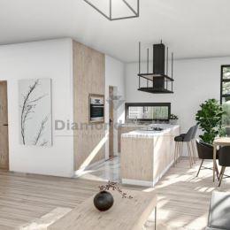 Na predaj novostavba 4 izbového rodinného domu...