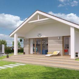 Na predaj novostavba jednopodlažného 4 izbového bungalovu...