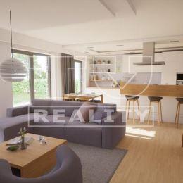 Na predaj novostavbu 4 izbového bungalovu typu L 110 ktorý sa stavia na pozemku 504m2 v lokalite Južná brána Senec. Úžitková plocha je 114,48m2 a ...
