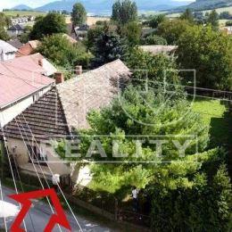 Tureality ponúka na predaj rodinný dom, ktorý sa nachádza v atraktívnej lokalite obce Tulčík, vzdialenej od mesta Prešov len 15 km, spolu s pozemkom ...