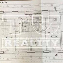 Na predaj 2 izbový byt v novostavbe v obci Lietavská Závadka vzdialenej 15km od Žiliny o výmere 69m². Byt sa nachádza na poschodí v polyfunkčnej ...