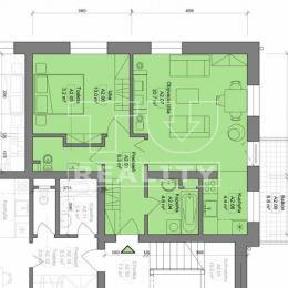 Na predaj dvojizbové byty s balkónom v tehlovom bytovom dome s výťahom, vo výstavbe. Bytový dom sa nachádza na Veltlínskej ulici, v Pezinku. ...