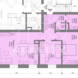 Na predaj trojizbové byty s dvomi balkónmi v tehlovom bytovom dome s výťahom, vo výstavbe. Bytový dom sa nachádza na Veltlínskej ulici, v Pezinku. ...