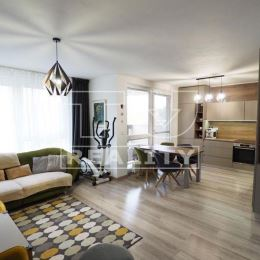 TUreality Vám ponúkajú na predaj krásny a slnečný 3-izbový byt v novostavbe, vo vyhľadávanej lokalite na Pivovarskej ul. v centre mesta projekt Nová ...
