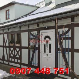 Vo výhradnom zastúpení na predaj zariadený väčší rodinný dom - vhodný aj ako dvojgeneračný - v malebnom baníckom meste Kremnica. Bol kompletne veľmi ...