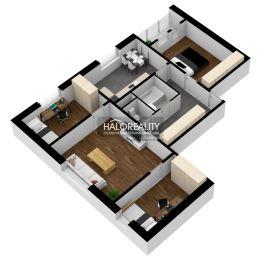 Ponúkame na predaj 4 izbový byt v Prešove sídlisko Sekčov ul.Vihorlatská4 izbový byt v osobnom vlastníctve s užitkovou plochou 77m² je okamžite k ...
