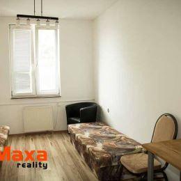 MAXA REALITY Vám ponúka na dlhodobý prenájom 2 izby v rámci ubytovacieho zariadenia - Hotela pre zamestnancov, nachádzajúceho sa v centre mesta ...
