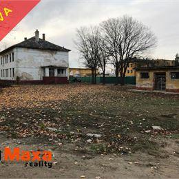 Maxa reality Vám ponúka na predaj pozemok určený na podnikateľské účely v intraviláne obce so zastavanou plochou 1871 m2. Na pozemku sa nachádza ...