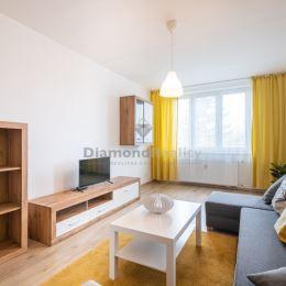 Bc. Ladislav Šosták a Diamond Reality vám ponúkajú na prenájom kompletne zariadený a novo zrekonštruovaný 3 izbový byt na ulici Ostravská.Ak ste sa ...