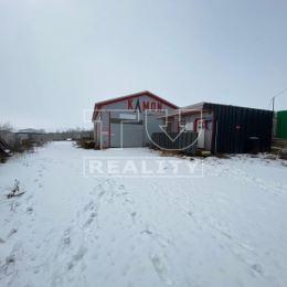 TUreality Vám ponúka na predaj skladovú halu s rozlohou 600m² s kancelárskym priestorom v TopoľčanochSúčasťou objektu je skladová hala s rozlohou ...