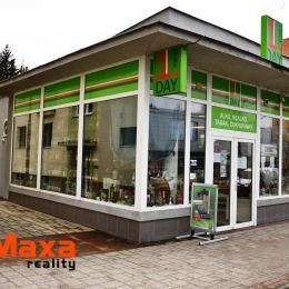 Maxa reality ponúka na prenájom pekné obchodné priestory priamo v centre mesta Senica.Priestor má vstup priamo z hlavnej ulice a veľký výklad čo robí ...
