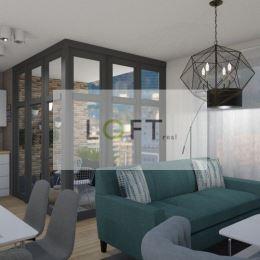 Ponúkame Vám na predaj 3 izbový byt Bratislava-Ružinov v novostavbe Danubius One - Jégého Alej. Presná výmera bytu je 59,45 m2 plus 5,96m2 loggia. ...