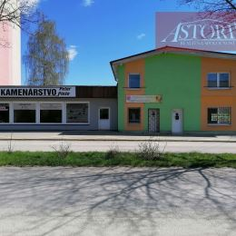 Ponúkame Vám na predaj 2 budovy vo Vrútkach, neďaleko centra (M.R.Štefáníka). Nachádzajú sa vedľa seba.V jednopodlažnej budove je momentálne ...
