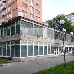 Ponúkame Vám na predaj priestory situované v lokalite Račianske Mýto - Račianska, Bratislava III - Nové Mesto, na rozhraní s BA I - Staré Mesto, ...