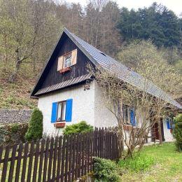 Na predaj romantická chalupa v Štiavnických vrchoch na okraji obce Vyhne, cca 10 min od Banskej Štiavnice. Jedná sa o pôvodný banícky domček so ...