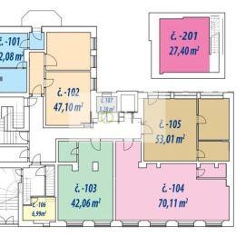 Ponúkame Vám na predaj nové nebytové priestory v Starom Meste, BA-I. Gunduličovej ul.Kompletne zrekonštruované nebytové priestory sa nachádzajú v ...