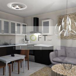 1 - izbový apartmán Bratislava-Ružinov, projekt JÉGÉHO ALEJ V, 29,73m2 + balkón 4,95 m2, 2 NP, objekt A, orientácia SZ. Jégého Alej je obľúbená a ...