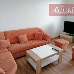 Ponúkame Vám na dlhodobý prenájom pekný 2-izbový byt v Martine (Kyjevská ul., Priekopa).Byt sa nachádza na 2. poschodí z troch.Je čiastočne ...