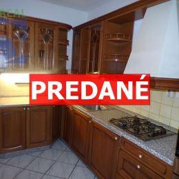 PREDANÉ EXKLUZÍVNE Na predaj 3 izbový byt 71 m2 Prievidza sídlisko Zapotôčky FM1003