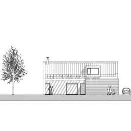 Tureality ponúka na predaj novostavbu murovaného dvojpodlažného rodinného domu s plochou 135.6m2 v lukratívnej lokalite Martin - Stráne na pozemku ...