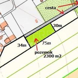 Na predaj rekreačný pozemok pod lesom, katastrálne územie Horná Krupá, okres Trnava, o veľkosti 2300 m2. Rozmery pozemku v mapke sú približné. V ...