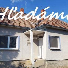TUreality hľadá pre konkrétneho klienta rodinný dom v obciach: Horné Orešany, Dolné Orešany, Lošonec, Smolenice, Suchá nad Parnou, Zvončín alebo ...