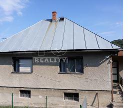 DRAŽBA - Rodinný dom, Podhorie okr. Banská Štiavnica