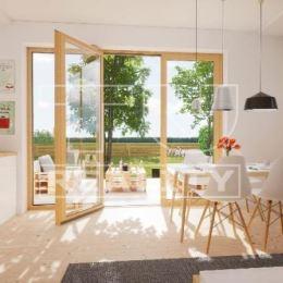 Novostavba 4 izbového bungalovu, pozemok 670 m2...
