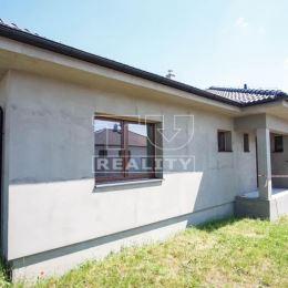 : Na predaj 4-izbovú novostavbu rodinného domu s veľkou terasou v Nových Zámkoch. Dom bol postavený z pálenej tehly s hrúbkou 30cm. Úžitková plocha ...