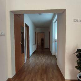 Na prenájom byt v rodinnom dome Voderady / rodinný dom / dva byty vo veľkom rodinnom dome. Prízemie: čiastočne zariadený 4 izbovy byt + veľká ...