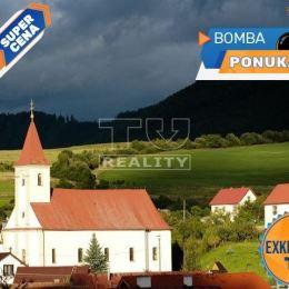Na predaj novostavbu rodinného domu v malebnej obci Lopušné Pažite. Dom, ktorého zastavaná plocha je 125m2 sa rozprestiera na pozemku 490m2. Úžitková ...