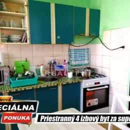 Mimoriadne zaujímavú ponuku - predaj 4-izbového slnečného priestranného bytu v obci Iňa, v okrese Levice. Byt má rozlohu 85 m2, je k nemu pridelená ...
