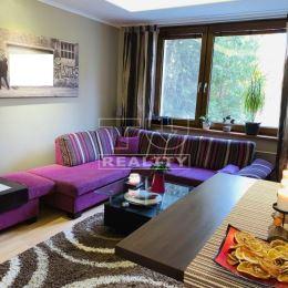 Na predaj kompletne zrekonštruovaný 2-izbový byt + 2x lodžia, ktorý sa nachádza na 3. poschodí. Veľkou výhodou je bezbariérový prístup až do bytu. V ...