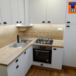TU REALITY ponúka na predaj zrekonštruovaný 1 izb byt v Ružinove, ul. Hraničná.Byt sa nachádza na 3.posch, s výťahom.Vybavenie bytu: nová kuchynská ...
